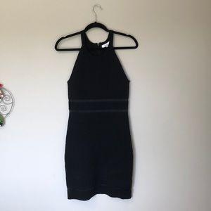 Parker halter dress